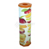 drPACK - Rollbox Perforált frissentartó fólia vastag Rollbox 600 lap gyümölcs szelet mintás