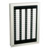 DSC PC4664 Grafikus kijelző panel, 64 pont, tartalma 2db PC4216 modul + 2×16 LED
