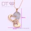 DT medál+nyaklánc 1704