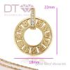 DT medál, vagy medál+lánc 1615