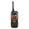 Dual SIM UHF Walkie Talkie Vezeték Nélkül Mobiltelefon - 007-w