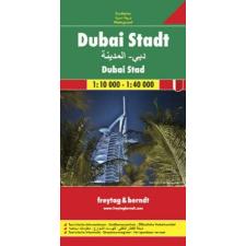 Dubai várostérkép - f&b PL 508 térkép