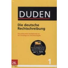 Duden - Die deutsche Rechtschreibung idegen nyelvű könyv