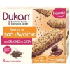 Dukan chia magos zabkorpa szelet csokis 111 g