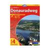Duna menti kerékpárút térkép 4 / Donauradweg 4 Eurovelo 6 / BVA