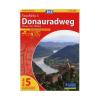 Duna menti kerékpárút térkép 5 / Donauradweg 5 Eurovelo 6 / BVA
