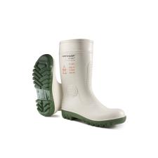 Dunlop acifort high voltage fehér villanyszer. csizma munkavédelmi cipő