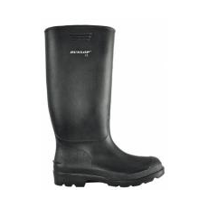Dunlop Pricemastor gumicsizma, fekete, 43-as(GAND95543)