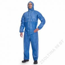 Dupont PROSHIELD basic kék overál -XL