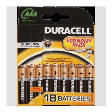 DURACELL BSC 18 DB AAA elem ceruzaelem
