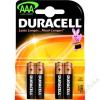 DURACELL ELEM MICRO (AAA, LR03) BASIC 4/BL DURACELL