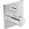 Duravit C.1 termosztátos zuhanycsaptelep, falsík alatti szereléshez C14200015010