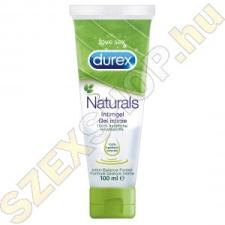 Durex Naturals Intim gél - 100ml masszázsolaj és gél