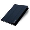 """DUX DUCIS borító alvás funkcióval és állvánnyal Apple iPad 9.7"""" (2017) / iPad 2018 / iPad Air - sötétkék"""