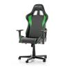 DXRacer Formula F08-NE fekete / zöld Gamer szék
