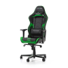 DXRacer Racing Pro R131-NE fekete / zöld Gamer szék