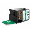 Dymo 1868785, 54mm x 7m, fehér nyomtatás / zöld alapon, eredeti szalag