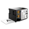 Dymo 1868812, 54mm x 1,8m, fekete nyomtatás / fehér alapon, eredeti szalag