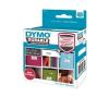 DYMO Etikett, LW nyomtatóhoz, 25x54 mm, 160 db etikett, DYMO