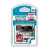 DYMO Feliratozógép szalag, 12 mm x 3 m, tartós, DYMO  D1 , fekete-fehér