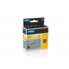 "DYMO Feliratozógéphez, zsugorcső, 6 mm x 1,5 m,  ""Rhino"", sárga-fekete"