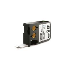 DYMO Laminált vezeték- és kábelburkoló etikett, 21 x 39 mm, DYMO  XTL etikett