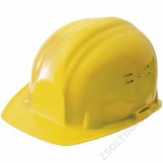 Earline® OPUS építési sisak, sárga