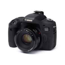Easy Cover ecc760db camera case canon eos 760d fekete kamera tok