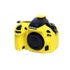 Easy Cover Szilikon Tok D600/D610, sárga
