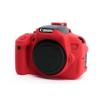 Easy Cover Szilikon Tok EOS 650D/700D, piros