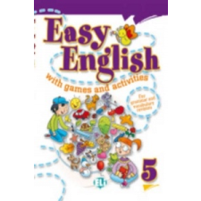 EASY ENGLISH with games and activities 5 – Fosca Montagna idegen nyelvű könyv