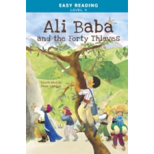 Easy Reading: Level 3 - Ali Baba idegen nyelvű könyv