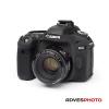EasyCover Canon szilikon tok 80D fekete