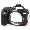 EasyCover szilikon védőtok Nikon D5300 fekete