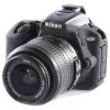 Easycover szilikontok Nikon D5500/D5600 (fekete)