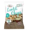 EAT REAL lencse chips, tejszínes-kapros, 40 g