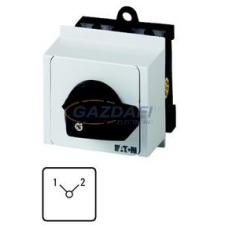 EATON 069697 T0-8-8372/IVS Átkapcsoló 8p 20A sorolható villanyszerelés