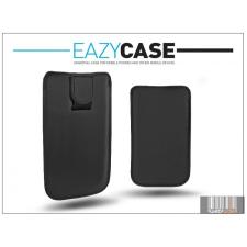 Eazy Case MAGNET SLIM univerzális tok - Samsung i8160 Galaxy Ace 2/Sony Xperia E1/Huawei Ascend Y200 - fekete - 17. méret tok és táska