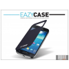 Eazy Case Samsung i9190 Galaxy S4 Mini View Cover flipes hátlap on/off funkcióval - EF-CI919BEGSTD utángyártott - dark blue