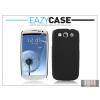 Eazy Case Samsung i9300 Galaxy S III hátlap - fekete