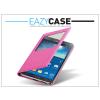 Eazy Case Samsung N9000 Galaxy Note 3 S View Cover flipes hátlap - EF-CN900BIEGWW utángyártott - pink