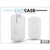 Eazy Case STYLE SLIM univerzális tok - LG P920 Optimus 3D/Sony Xperia Z1 Compact/Samsung G3500 - fehér - 14. méret