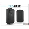 Eazy Case STYLE SLIM univerzális tok - Samsung i9000 Galaxy S/i9070 Galaxy S Advance/Huawei Ascend G300 - fekete - 10. méret