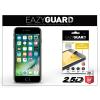 Eazyguard Apple iPhone 7 gyémántüveg képernyővédő fólia - Diamond Glass 2.5D Fullcover - fekete