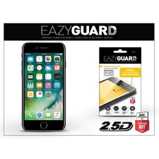 Eazyguard Apple iPhone 7 gyémántüveg képernyővédő fólia - Diamond Glass 2.5D Fullcover - fekete mobiltelefon kellék