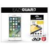 Eazyguard Apple iPhone 7 Plus gyémántüveg képernyővédő fólia - Diamond Glass 3D Fullcover - fehér