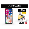 Eazyguard Apple iPhone X gyémántüveg képernyővédő fólia - Diamond Glass 3D Fullcover - fekete