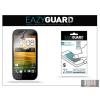 Eazyguard HTC One SV képernyővédő fólia - 2 db/csomag (Crystal/Antireflex)
