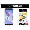 Eazyguard Huawei/Honor 9 Lite gyémántüveg képernyővédő fólia - Diamond Glass 2.5D Fullcover - fekete