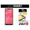 Eazyguard Huawei Y7 (2019)/Y7 Prime (2019) gyémántüveg képernyővédő fólia - Diamond Glass 2.5D Fullcover - fekete